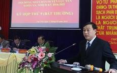 Chủ tịch UBND thành phố Yên Bái đột tử