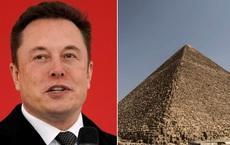 Elon Musk tuyên bố kim tự tháp được xây dựng bởi người ngoài hành tinh