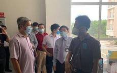 Thứ trưởng Nguyễn Trường Sơn xin Thủ tướng cho ở lại Đà Nẵng: Chưa hết dịch, chưa về!