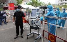 Bệnh viện Đà Nẵng tiếp nhận 5 máy thở trị giá 2,75 tỉ đồng để chống dịch Covid-19