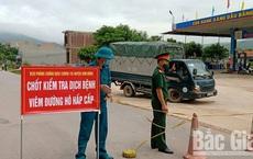 Bệnh nhân mắc Covid-19 ở Bắc Giang đến nhiều nơi đông người, di chuyển sang Quảng Ninh