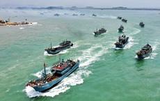"""Vấp phản ứng dữ dội vì khai thác kiểu """"tận diệt"""", đội tàu TQ bị cấm đánh bắt ở biển quốc tế"""