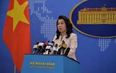Bộ Ngoại giao thông tin việc đưa công dân về nước trong bối cảnh dịch trong nước bùng phát