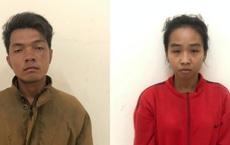 Cặp vợ chồng hờ chở theo 2 con nhỏ cướp giật trong hẻm ở Sài Gòn