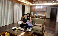 MC Tuấn Tú và cuộc sống ngọt ngào bên vợ đã giỏi còn giàu