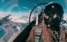Máy bay Trung Quốc ồ ạt ở không phận, Đài Loan tập trận suốt ngày đêm với sự hỗ trợ của Mỹ