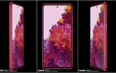 Hé lộ loạt hình ảnh chất lượng cao về phiên bản Galaxy S20 Fan Edition
