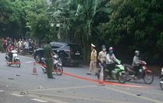 Danh tính tài xế điều khiển xe 7 chỗ va chạm với xe máy khiến 3 cô gái tử vong