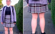 Con gái bị kiểm tra đồng phục ở trường rồi bị đuổi về nhà, lý do khiến phụ huynh phẫn nộ