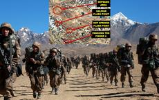 """Báo Ấn: """"Nghi binh"""" ở Hồ Pangong Tso, Trung Quốc sắp nuốt trọn vị trí chiến lược ở Ladakh?"""