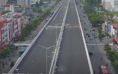 Video: Cận cảnh diện mạo mới đường vành đai 3 trên cao đoạn Mai Dịch – cầu Thăng Long sau khi trải xong thảm nhựa