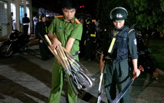 2 nhóm thanh niên hỗn chiến trong đêm, 3 người thương vong