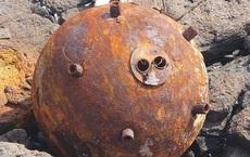 Đài Loan phát hiện vật lạ nghi của Trung Quốc trôi dạt bờ biển