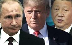 Ông Trump không nể nang, gay gắt chỉ trích Trung Quốc ở LHQ; các ông Tập, Putin cứng rắn không kém