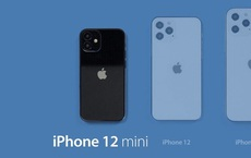 Lộ tên gọi của 4 mẫu iPhone 12 sắp ra mắt: Model nhỏ nhất sẽ có tên là 'iPhone 12 mini'