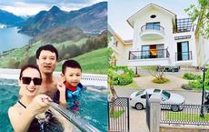 Cuộc sống nhung lụa, giàu sang của Lã Thanh Huyền ở tuổi 35