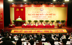 Ông Nguyễn Nhân Chinh tái cử Uỷ viên Ban Chấp hành Đảng bộ tỉnh Bắc Ninh khoá XX