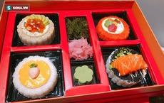 Tạo ra bánh trung thu nhân sushi chưa từng có, cô gái 9X chỉ nhận làm 5 hộp/ngày mặc doanh thu có thể hơn 100 triệu đồng