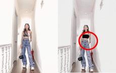 """""""Chôm"""" ảnh trên mạng, chủ shop tạo ra màn biến hoá không ai ngờ và bị tố cáo bởi một chi tiết"""