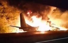 NÓNG: Máy bay quân sự rơi ở Ukraine, rất nhiều phi công thiệt mạng - Thảm kịch khủng khiếp!