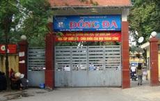 Hà Nội: Học sinh ngã từ tầng 2 lớp học xuống đất phải nhập viện