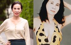 Thí sinh U60 gây chú ý khi xuất hiện tại vòng sơ khảo Hoa hậu Việt Nam và nhan sắc đời thực