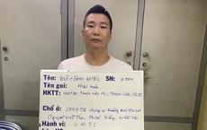 Bắt trùm giang hồ Hiếu Thái Dương, giám đốc công ty chuyên đòi nợ thuê ở Sài Gòn
