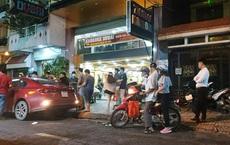 Hai băng nhóm xảy ra hỗn chiến, nổ súng từ trong quán karaoke Dubai ở Sài Gòn