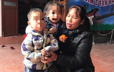 Vụ 2 trẻ nhỏ bị bỏ rơi ở Hà Nội: Hiện không rõ bố các cháu là ai, mẹ đã mất