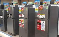 Tủ lạnh ồ ạt giảm giá cuối năm, loạt sản phẩm giá rẻ bung hàng phục vụ mua sắm Tết