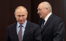 Phương Tây dự đoán những lựa chọn tồi tệ đối với ông Putin ở Belarus