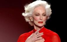 Siêu mẫu 90 tuổi: Đừng bị giới hạn bởi sự già nua, hãy là chính mình như khi đang trẻ khỏe