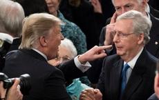 Số phận Tổng thống Trump lại nằm trong tay lãnh đạo Thượng viện McConnell
