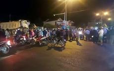 Thi thể nạn nhân bị xe container kéo đi xa khỏi hiện trường khoảng 60km sau tai nạn