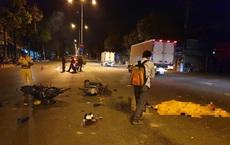 Hai thanh niên vượt đèn đỏ gây tai nạn khiến 2 người tử vong