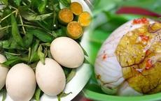 Vì sao trứng vịt lộn bị cấm bán ở Hàn Quốc?