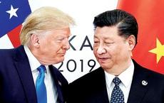 Quan hệ Trung-Mỹ bị hạ xuống thứ 3, TQ gửi tín hiệu đặc biệt trước giờ ông Biden nhậm chức