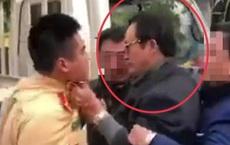 Vụ Chi cục trưởng Dân số Tuyên Quang túm cổ áo CSGT: Nên xử lý hành vi chống người thi hành công vụ