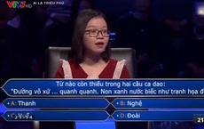 Ai Là Triệu Phú lại gây tranh cãi vì đáp án: 'Đường vô xứ... quanh quanh' là Nghệ hay Huế?