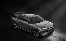 Soi chi tiết thông số bộ 3 ô tô điện tự lái mới tinh của VinFast