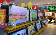 """Tân trang nhà đón Tết với 5 mẫu tivi 4K sang chảnh giảm giá """"sốc"""" 50%, có mẫu bay 20 triệu"""