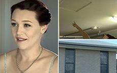Thấy ngôi nhà có nhiều dấu hiệu kỳ lạ, bà mẹ mời cảnh sát tới và phát hiện sự thật dựng tóc gáy