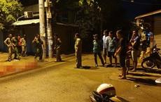 Nam thanh niên bị chém gần lìa cánh tay vì mâu thuẫn trên Facebook ở Sài Gòn
