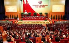 Khai mạc Đại hội lần thứ XIII của Đảng với 1.587 đại biểu chính thức tham dự