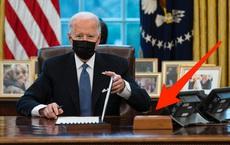 """""""Nút hạt nhân"""" bất ngờ quay trở lại bàn làm việc tổng thống: Ông Biden đã chọn được công dụng mới?"""