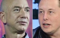Elon Musk lại công khai chọc giận Bezos: Cáo buộc Amazon cản trở sự phát triển của Starlink