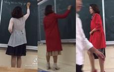 """Dân tình """"phát sốt"""" trước cô giáo 3 năm đi dạy chưa mặc trùng bộ nào, style xanh - đỏ - tím - vàng màu nào cũng có đủ"""