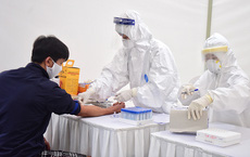 Quảng Ninh xét nghiệm 299 trường hợp liên quan BN 1553, kết quả lần 1 có 10 người nghi nhiễm Covid-19