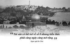 Dân tộc Do Thái – Đức tin dân tộc được chọn