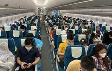 Cục hàng không kiến nghị bỏ giãn cách ghế trên máy bay, không cách ly tập trung